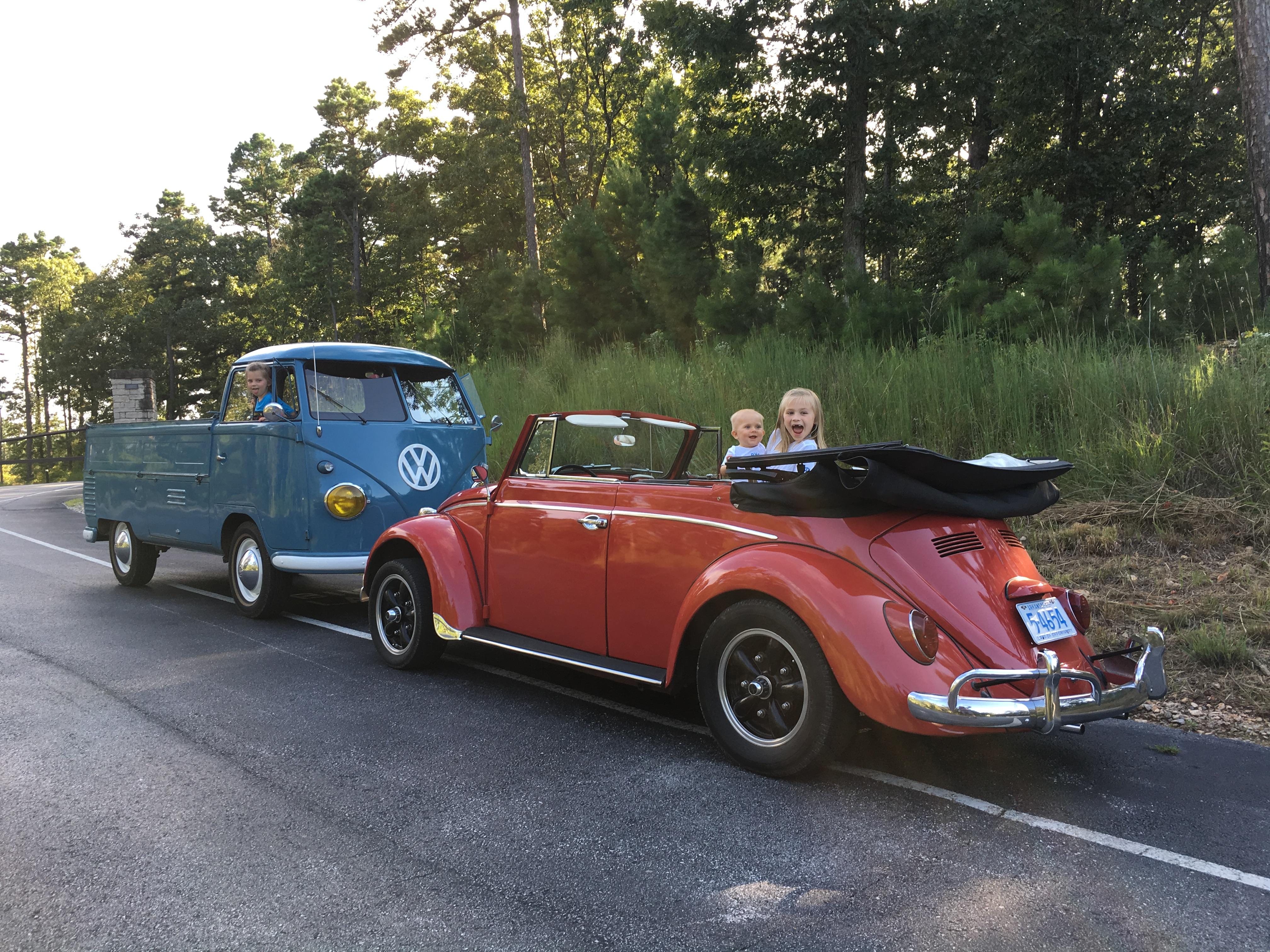1965 Volkswagen Beetle Convertible Pics